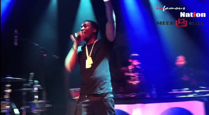 Meek Mill Live | 'Welcome to My House Party"