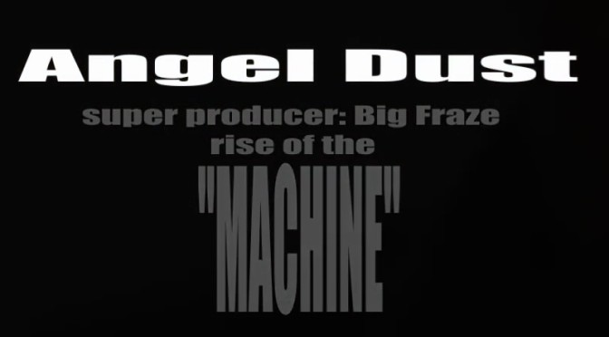 picture of directorz Inc - 'Angel Dust' Poster