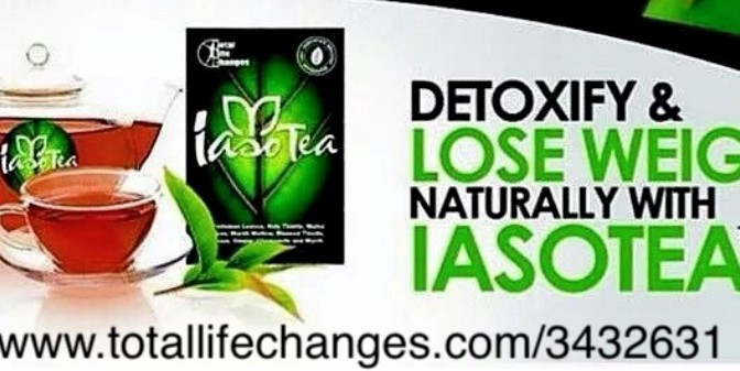 Lose 5lbs in 5 Days | Detoxify | Take the Challenge with IASO TEA