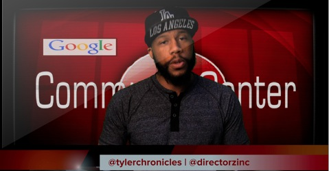 Community Center Comedy TV | @tylerchronicles | @directorzinc