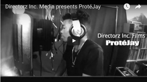 Directorz Inc. Films presents ProtéJay In-Studio Verse