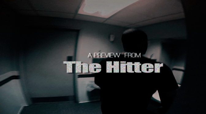Hitter Movie Trailer Poster